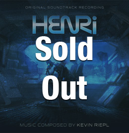 HENRi Soundtrack Limited Edition Physical CD Release