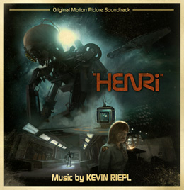 HENRi Soundtrack CD Cover